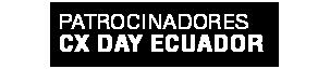 CX Day Ecuador (Customer Experience)
